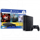 PlayStation 4 Slim 1TB + GTS + GoW + HZD РСТ
