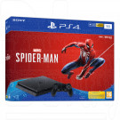 PlayStation 4 Slim 1TB + Spiderman РСТ