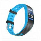 Фитнес браслет Qumann QSB 12 синий-черный