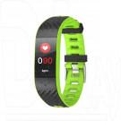 Фитнес браслет Qumann QSB 12 зеленый-черный
