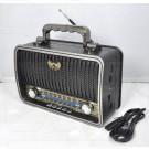 Радиоприемник Kemai MD-1909BT (Bluetooth\USB\MP3\microSD\220V)