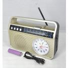 Радиоприемник Kemai MD-500BT (Bluetooth\USB\MP3\microSD\часы)