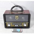 Радиоприемник Meier M-108BT (Bluetooth\USB\MP3\microSD\220V)