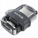 USB Flash 64Gb Sandisk Ultra Dual Drive OTG (USB/microUSB) m3.0