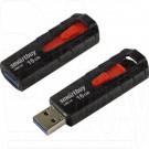 USB Flash 16Gb Smart Buy Iron черный/красный 3.0