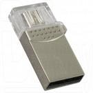 USB Flash 32Gb Qumo Keeper OTG (USB/microUSB)