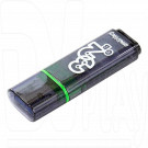 USB Flash 32Gb Smart Buy Glossy темно-серая 3.0