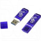 USB Flash 32Gb Smart Buy Glossy темно-синяя 3.0