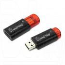 USB Flash 4Gb Smart Buy Click черная