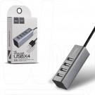USB HUB Hoco HB1 4 порта (0.8 м)