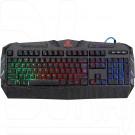Клавиатура игровая Defender Werewolf GK-120DL черная с подсветкой