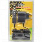 Зарядное устройство сетевое и автомобильное для аккумулятора